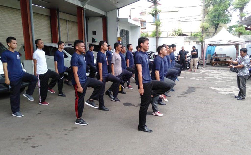 pelatihan dasar pbb
