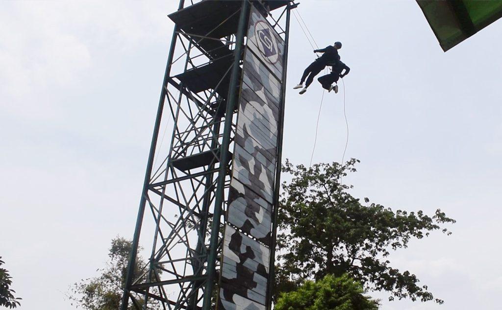 pelatihan fisik security